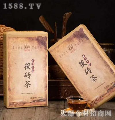 秦御茯砖茶1000g