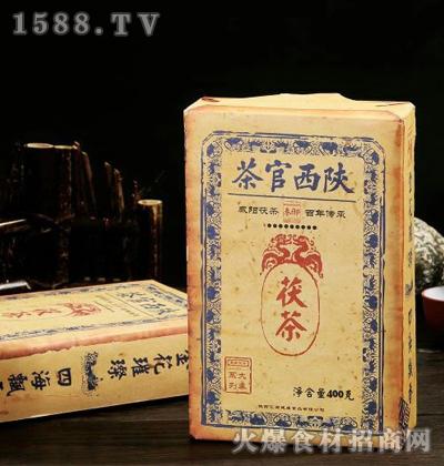 秦御茯茶400g