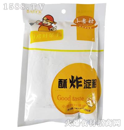小香村酥炸淀粉200g