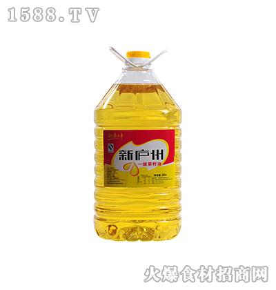 新庐州一级菜籽油20升