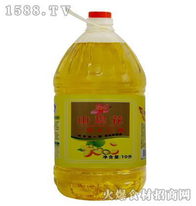 山稔花一级大豆油10升