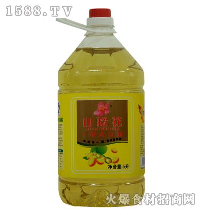 山稔一级大豆油5升