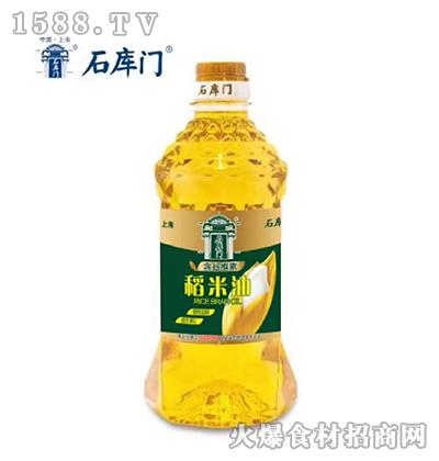 石库门稻米油1L