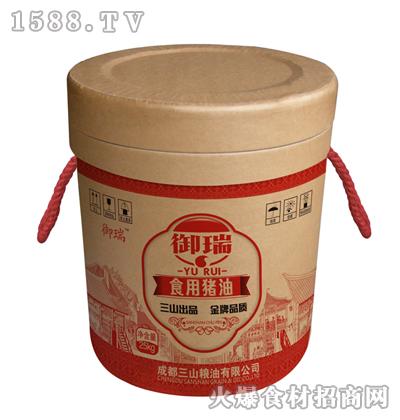御瑞食用猪油25kg