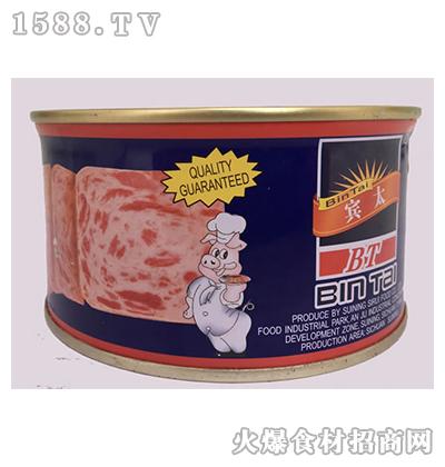 宾太牌精华火腿罐头340g
