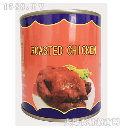 宾太牌烤鸡罐头312g
