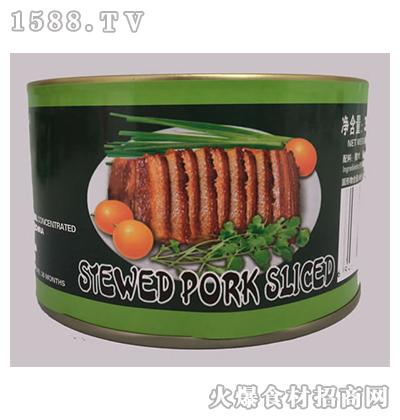 宾太牌红烧扣肉罐头227g
