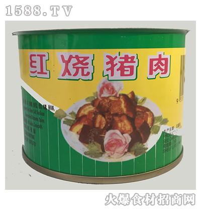 宾太牌红烧猪肉罐头256g