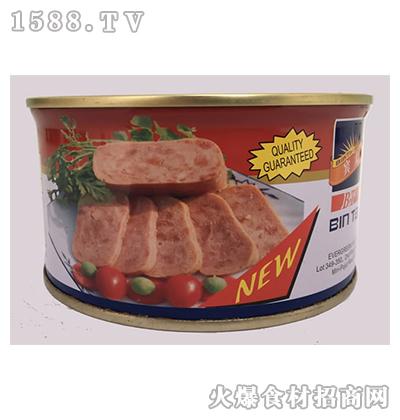 宾太牌优质火腿午餐肉罐头360g