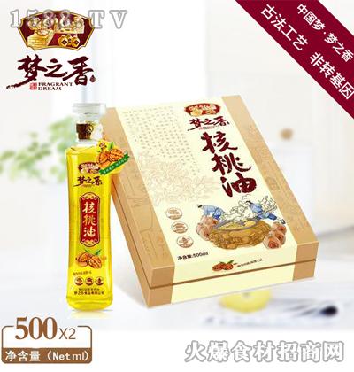 梦之香核桃油500ml