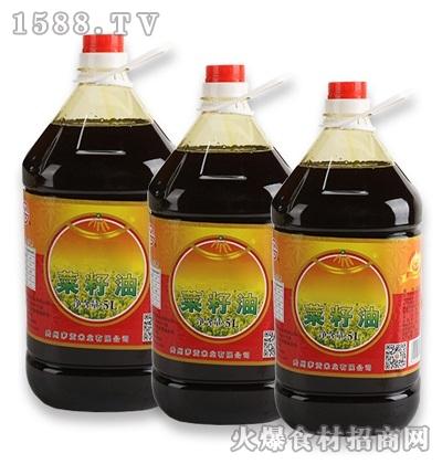 韩鑫菜籽油5L