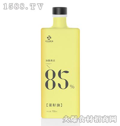 中科粮油双低菜籽油750ml