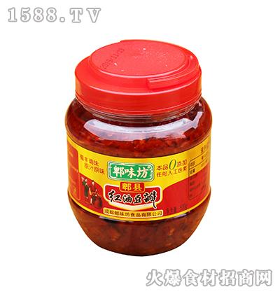 郫味坊郫县红油豆瓣500克