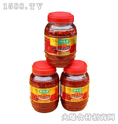 郫味坊郫县红油豆瓣1千克