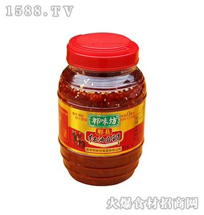 郫味坊-郫县红油豆瓣1千克