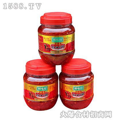 郫味坊-郫县红油豆瓣500克