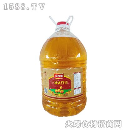 金友缘一级大豆油21.74升