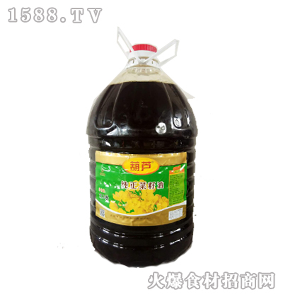葫芦纯正菜籽油21.74升