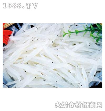 浩和食品-冻银鱼1kg