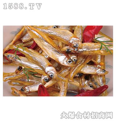 浩和食品-公鱼干6kg