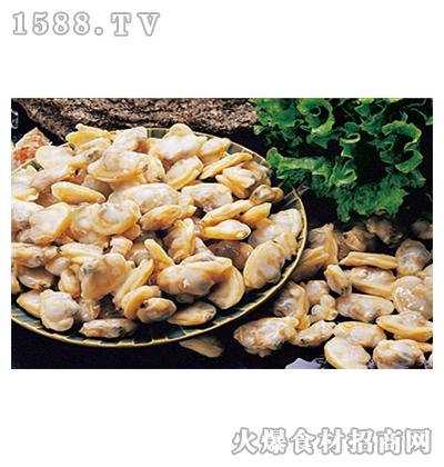 浩和食品-冻煮杂色蛤肉
