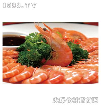 浩和食品-白虾500g