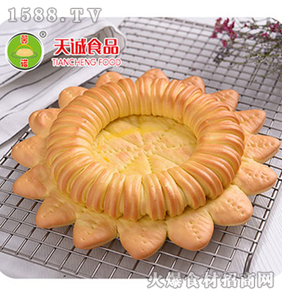 天诚-黄金烤饼面点