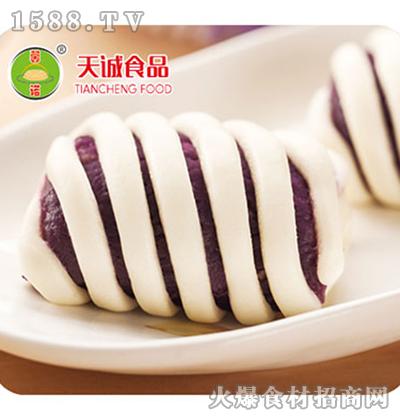 天诚-紫薯卷面点