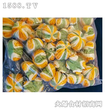 天诚-果蔬花卷面点