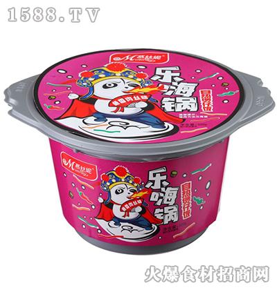 慕丝妮鱼香肉丝味煲仔饭320g