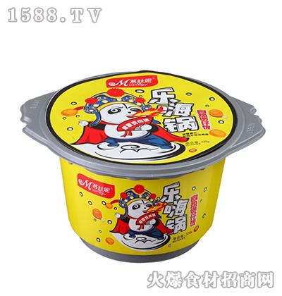 慕丝妮咖喱鸡肉味煲仔饭320g