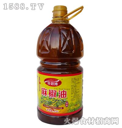 井思博特麻麻椒油2.5L