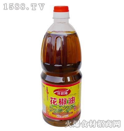 井思博特麻花椒油1.8L