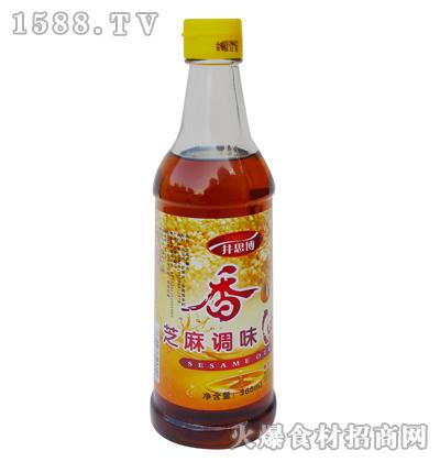 井思博芝麻调味油360ml