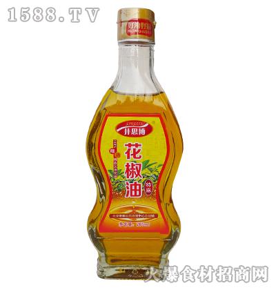 井思博特麻花椒油265ml