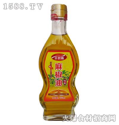 井思博特麻麻椒油260ml