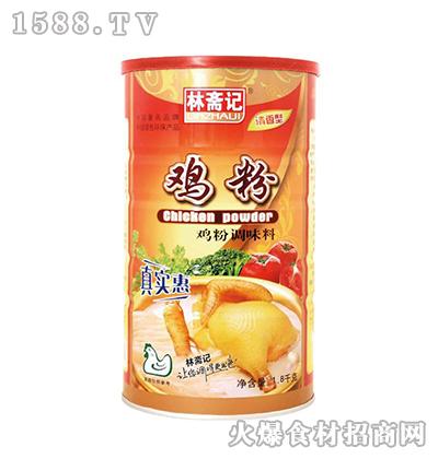 林斋记鸡粉调味料1.8kg