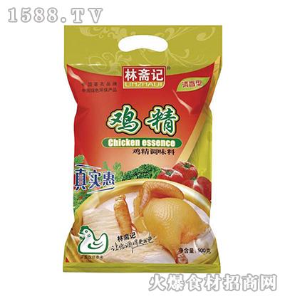 林斋记鸡精调味料900g