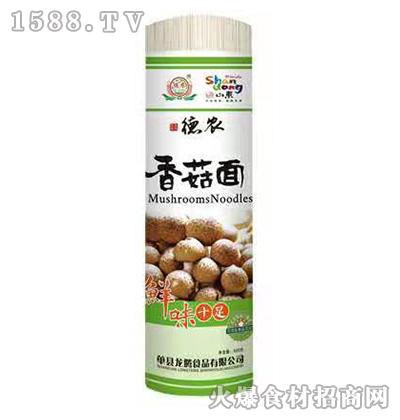 德农香菇面500g