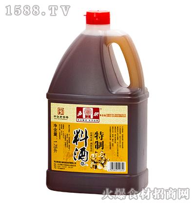争荣特制料酒1.75L