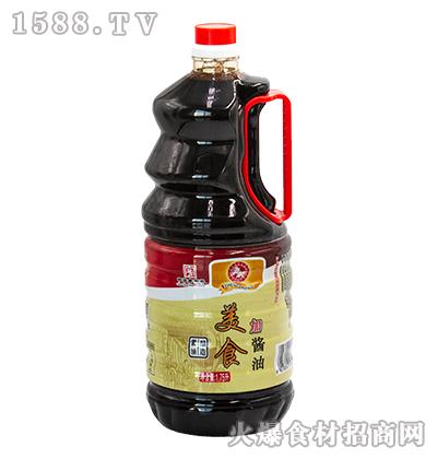 争荣美食加酱油1.75L