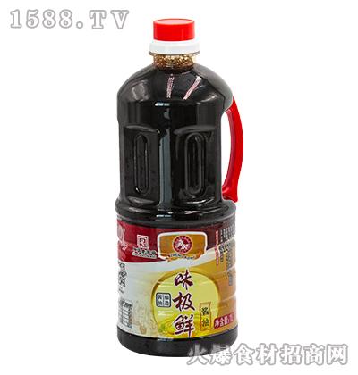 争荣味极鲜酱油-1L