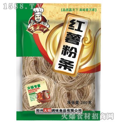 王老胖红薯粉条280克