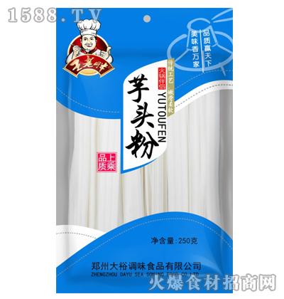 王老胖芋头粉250克