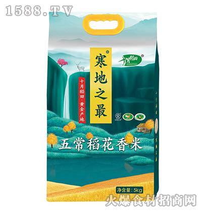 十月稻田-五常稻花香米5kg