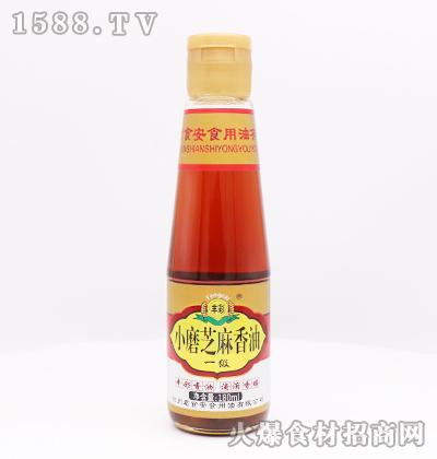 丰彩小磨芝麻香油180ml