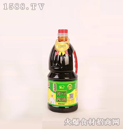 鑫合顺黄豆酱油1.8L