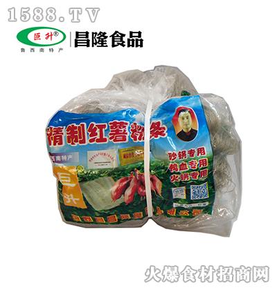 巨升精制红薯粉条