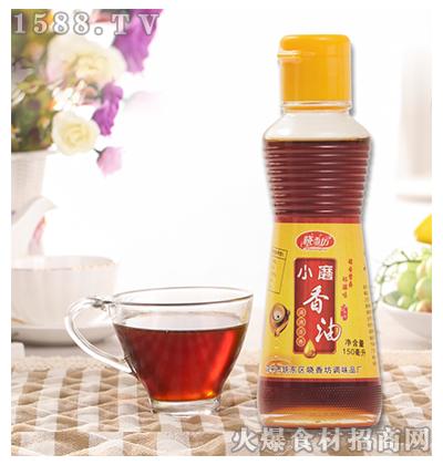 晓香坊小磨香油150ml