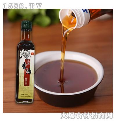 秀华小磨香油220ml